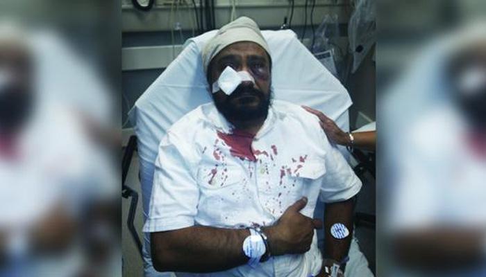अमेरिकेत एका वृद्ध शिख व्यक्तीला 'लादेन' म्हणून भर रस्त्यात मारहाण