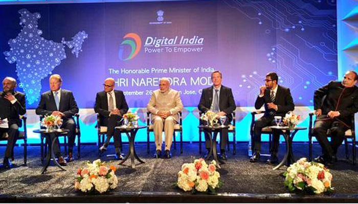 भारताचा कायापालट करण्यासाठी डिजीटल इंडिया महत्त्वाचं - पंतप्रधान