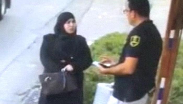 शॉकिंग व्हिडिओ: फिलिस्तिनी महिलेनं इस्रायली सुरक्षा रक्षकाला मारला चाकू नंतर...
