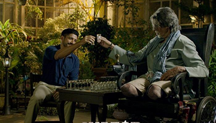 फिल्म रिव्ह्यू : प्रेक्षकांना खिळवून ठेवणारा अमिताभ-फरहानचा 'वझीर'!