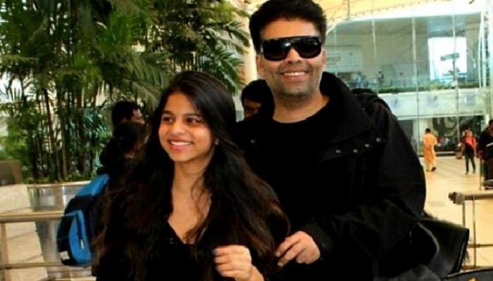 करण जोहर माझ्या मुलीचा गॉडफादर - गौरी खान