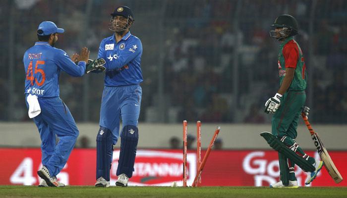 भारत-बांग्लादेश मॅचमध्ये वेगळंच रेकॉर्ड