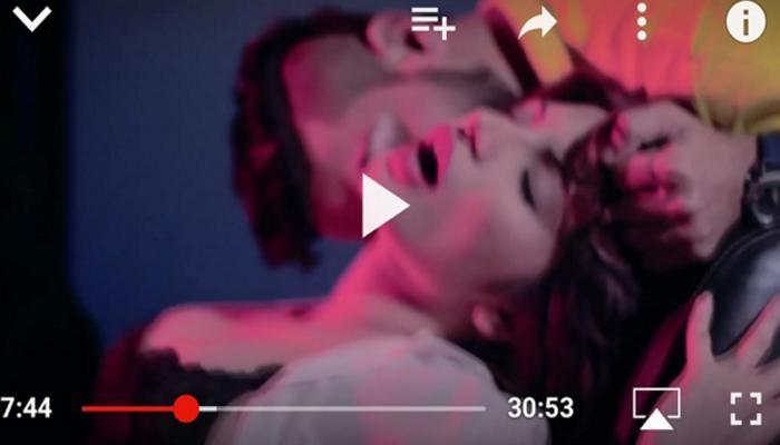 Video : शमा सिकंदरने बोल्डनेसमध्ये पुनम पांडेला टाकलं मागे