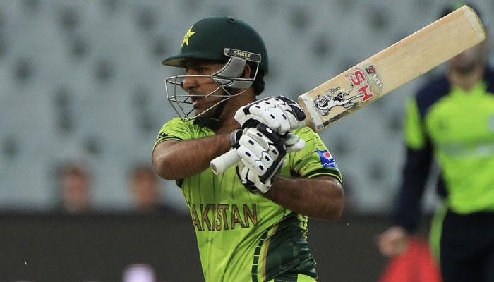 सर्फराज अहमदकडे पाकिस्तानच्या टी-20 टीमची धुरा