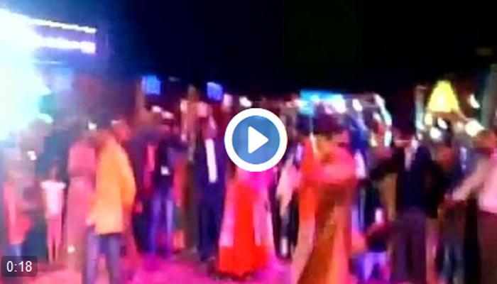 VIDEO : रविंद्र जडेजाची तलवारबाजी