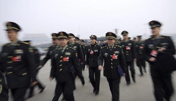 भारतीय सीमेलगतचं सैन्य आवरा, चीनला अमेरिकेचा इशारा