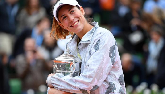 गार्बिन मुगुर्झा फ्रेंच ओपनची विजेती