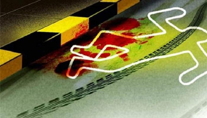 अलाहाबादमध्ये टेम्पोखाली चिरडून दाम्पत्याचा मृत्यू