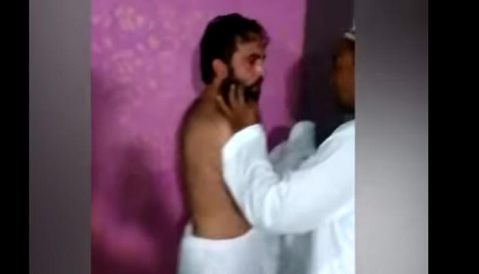 VIDEO : महिलेवर बलात्कार करताना इमामाला रंगेहाथ पकडलं