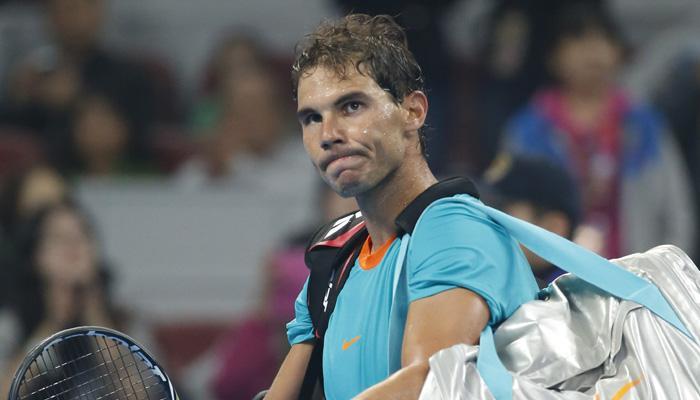 अमेरिकन ओपन टेनिस स्पर्धेत राफेल नदालचा धक्कादायक पराभव