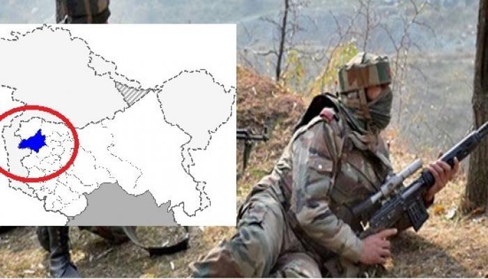 काश्मीरमध्ये राष्ट्रीय रायफल्स कॅम्पवर दहशतवादी हल्ला