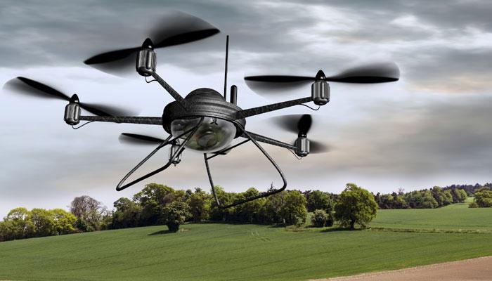 तुमच्या प्रॉपर्टीवर 'ड्रोन'द्वारे सरकारची नजर....