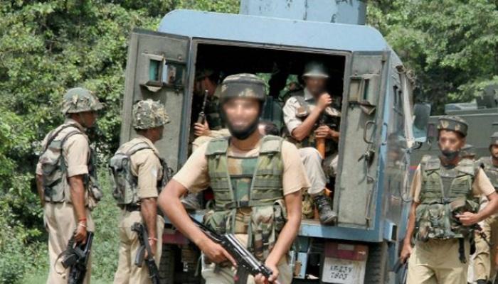 बारामुल्ला जिल्ह्यात जैश-ए-मोहम्मदच्या दोन दहशतवाद्यांना अटक