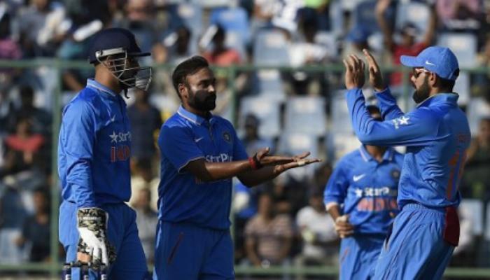 विशाखापट्टणममध्ये भारतानं फोडले फटाके, न्यूझीलंडविरुद्ध 190 रननी विजय