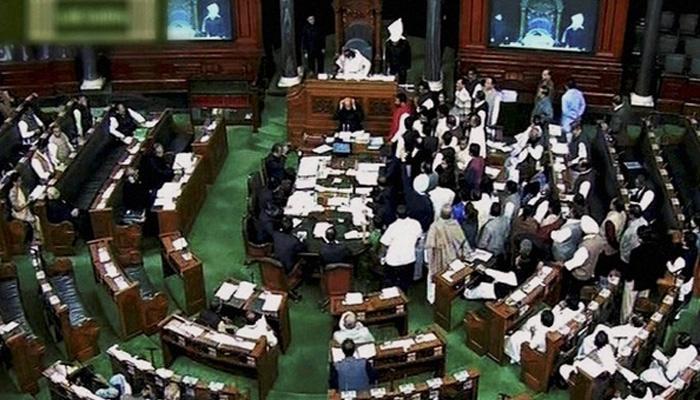 संसदेत एकही दिवस कामकाज नाही, 223 कोटी रुपयांचा चुराडा