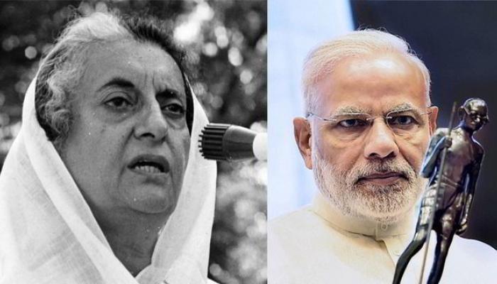 'काँग्रेस हितासाठी इंदिरांनी नोटबंदी नाकारली'