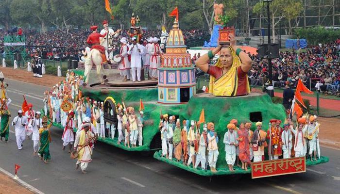 महाराष्ट्राच्या चित्ररथावर दिसणार लोकमान्य टिळक
