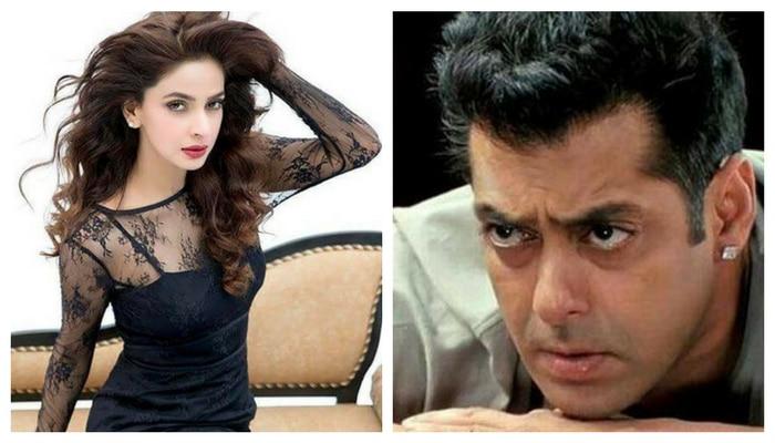या पाकिस्तानी अभिनेत्रीने म्हटले सलमानला छिछोरा