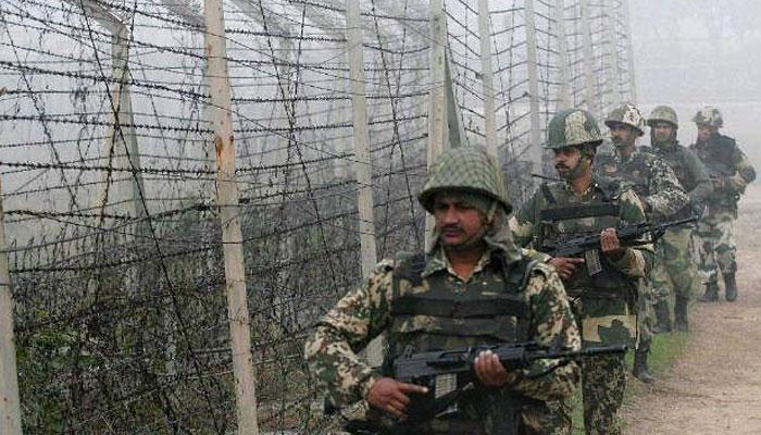 VIDEO : चीनी सैन्याची भारतीय जवानांना धक्काबुक्की