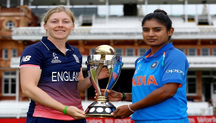महिला वर्ल्डकप फायनल: इंग्लंडचा टॉस जिंकत प्रथम बॅटिंगचा निर्णय