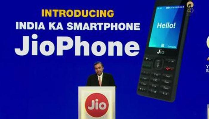 असं करा जिओच्या 4G स्मार्टफोनचं बुकिंग