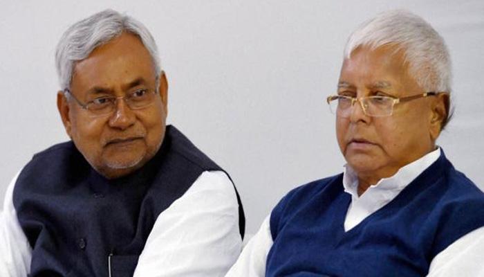 बिहारमध्ये राजकीय भूकंप, नितीश कुमार यांचा राजीनामा