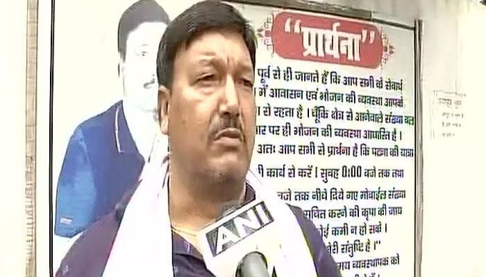 बिहारचा मुस्लिम मंत्री 'जय श्रीराम' बोलल्यामुळे अडचणीत