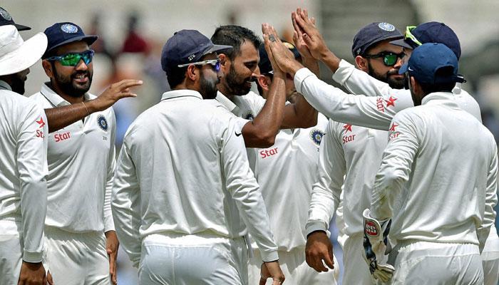 दुसऱ्या दिवसअखेर श्रीलंका दोन बाद ५०