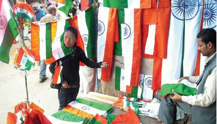 चीनच्या धमकीनंतरही सिक्कीममध्ये स्वातंत्र्य दिनाची जय्यत तयारी