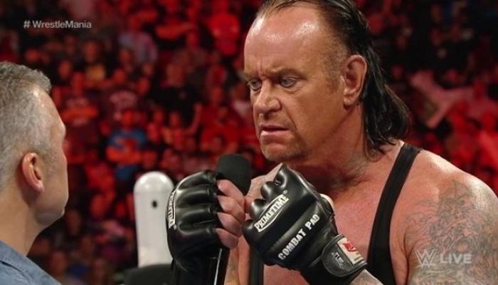 अंडरटेकर WWEमध्ये पुनरागमन करणार!