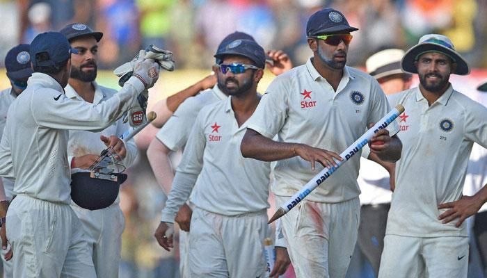 भारत टेस्ट रँकिंगमध्ये टॉपवर, ऑस्ट्रेलियाची पाचव्या स्थानावर घसरण