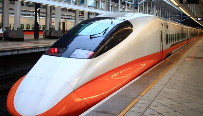जपानची बुलेट ट्रेन तैवानमध्ये फेल