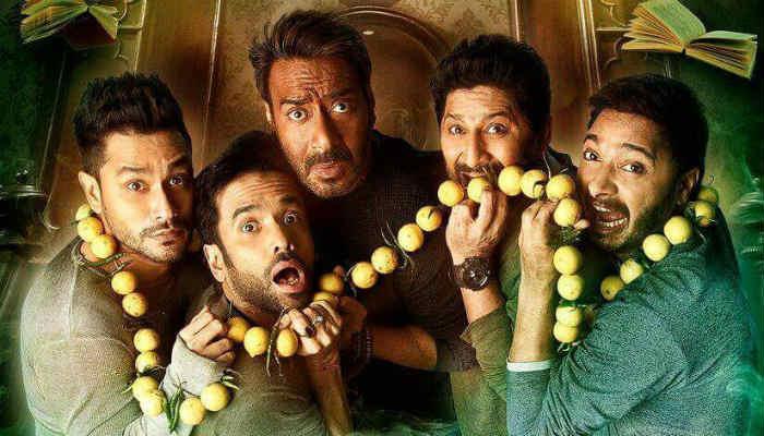 रोहित शेट्टीच्या 'गोलमाल अगेन'चा धमाकेदार ट्रेलर रिलीज