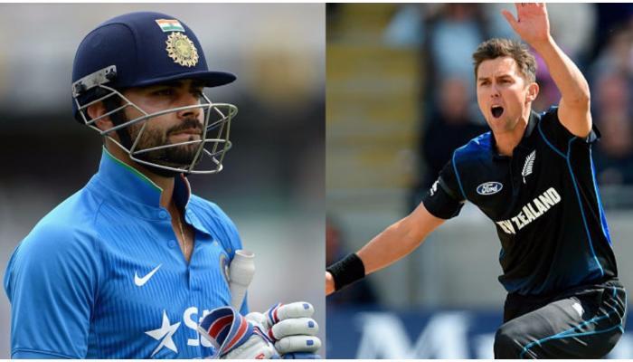 भारताविरुद्धच्या वनडे सीरिजसाठी न्यूझीलंड टीमची घोषणा