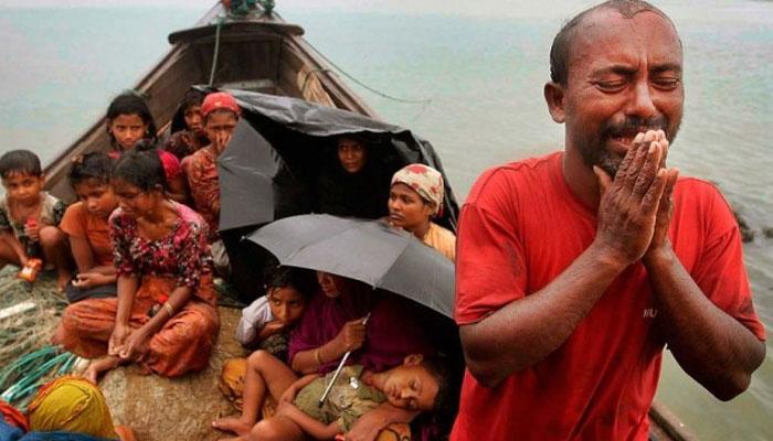 विस्थापित रोहिंग्यांना मायदेशात घेण्याचा म्यानमारचा प्रस्ताव
