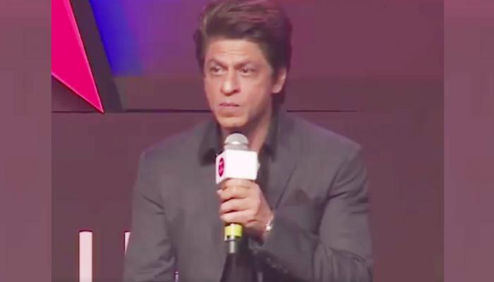 पत्रकाराच्या या प्रश्नावर भडकला शाहरुख खान