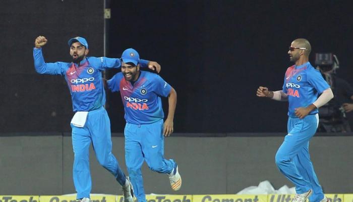 टी२० सीरीज भारताने जिंकली पण पाकिस्तान संघ पोहचला अव्वलस्थानी