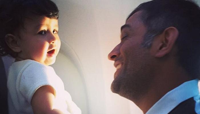 महेंद्र सिंग धोनीच्या मुलीचं गाणं सोशल मीडियावर हीट