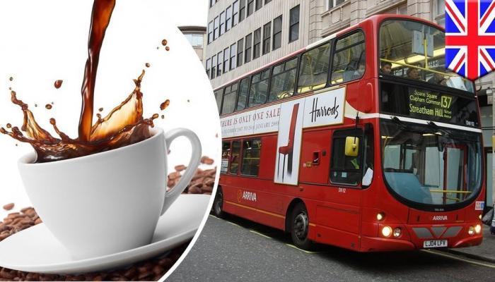 अरे बापरे! आता कॉफीपासून चालणार लंडनच्या बस