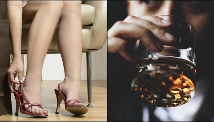 नशेत असताना पुरूष महिलांकडे कसे पाहतात?: रिसर्च