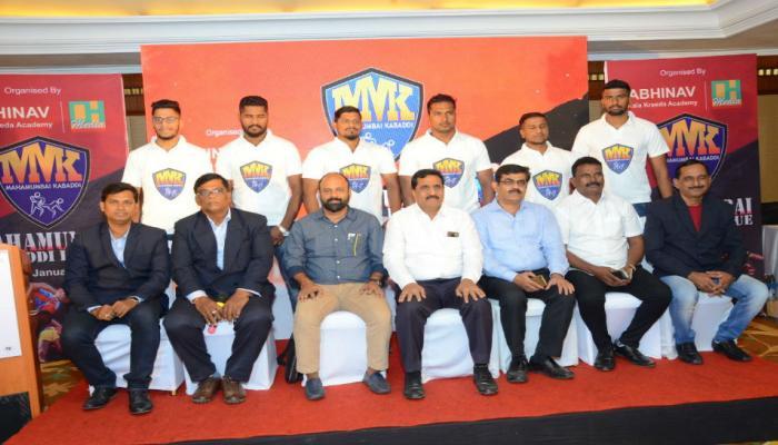 'प्रो कबड्डी'नंतर आता महामुंबई कबड्डी लीगचा धमाका!