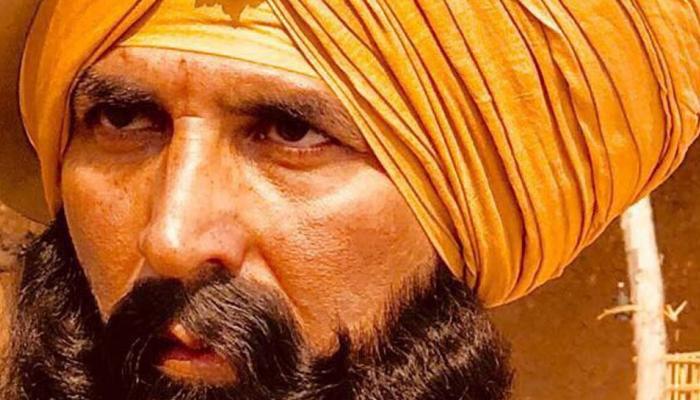 First Look: अक्षय कुमारने सुरू केलं सारागढी युद्धावर आधारित सिनेमाचं शूट