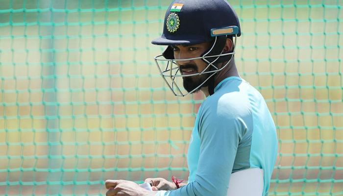 लोकेश राहुलला दुखापत, टीम इंडियाला झटका लागण्याची शक्यता