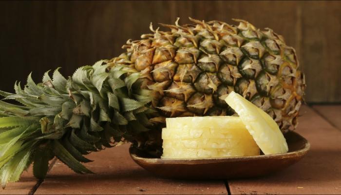 अननस खाण्याचा शरीराला मोठा फायदा