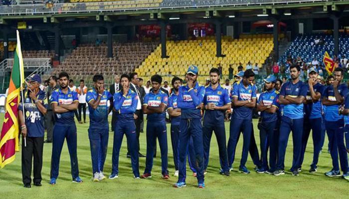 भारताविरुद्धच्या मॅचआधी श्रीलंकेला झटका, हा खेळाडू बाहेर