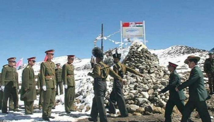 भारतापुढे चीनचं नवं आव्हान, सीमावर्ती भागात 'पीएलए' तैनात
