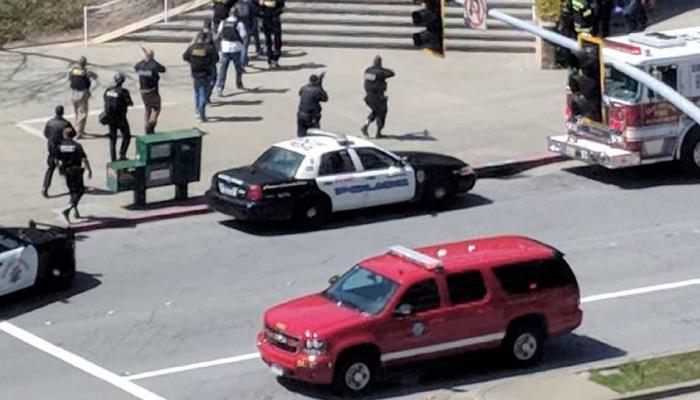 युट्यूबच्या मुख्यालयात गोळीबार, हल्लेखोर महिला ठार तर चार जखमी