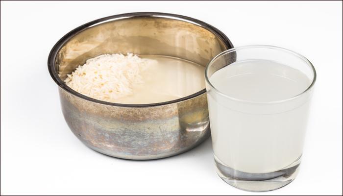 तांदळाचे पाणी पिण्याचे हे आहेत फायदे