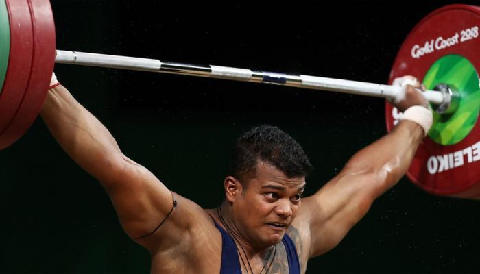 राष्ट्रकुल स्पर्धेत भारताला आणखीन एक सुवर्ण पदक, वेंकट राहुलची वेटलिफ्टिंगमध्ये गोल्डन कामगिरी