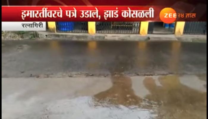 राज्यात कोकणसह मराठा, पश्चिम महाराष्ट्रात अवकाळी पाऊस